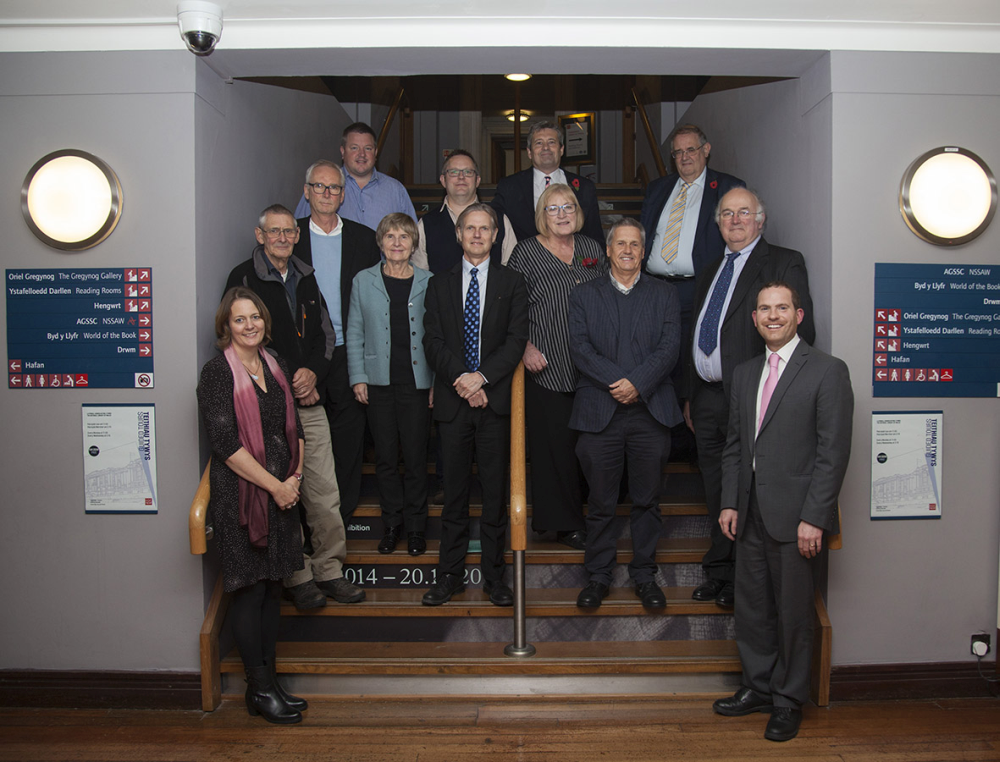 The Welsh Political Archive Advisory Committee