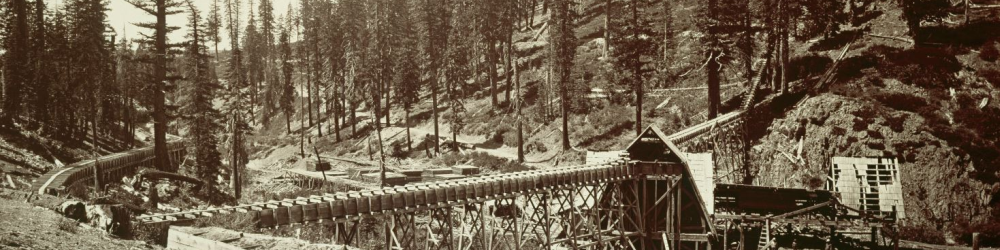 Carleton E Watkins captured iconic photographs of the American west.