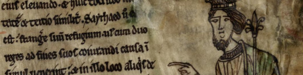 Latin text of the Laws of Hywel Dda (Peniarth 28), mid 13th century